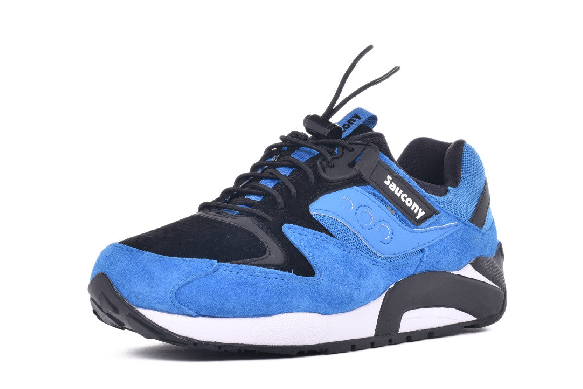 "GRID 9000 PREMIUM ""BUNGEE PACK"" - BLUE"
