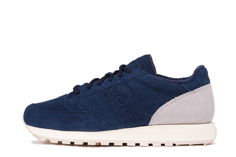 JAZZ ORIGINAL PREMIUM SUEDE - NAVY