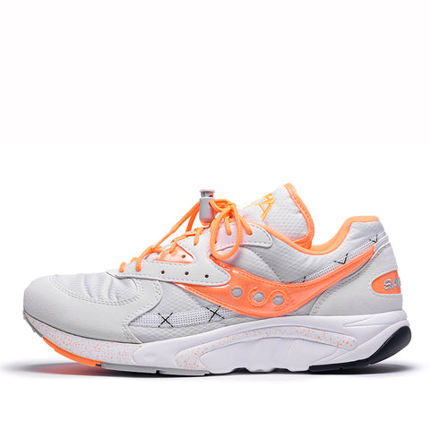 AYA - WHITE / GREY / ORANGE
