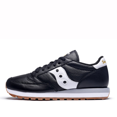 JAZZ ORIGINAL LEATHER - BLACK / WHITE