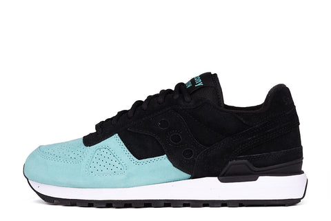 SHADOW ORIGINAL SUEDE - BLACK / MINT