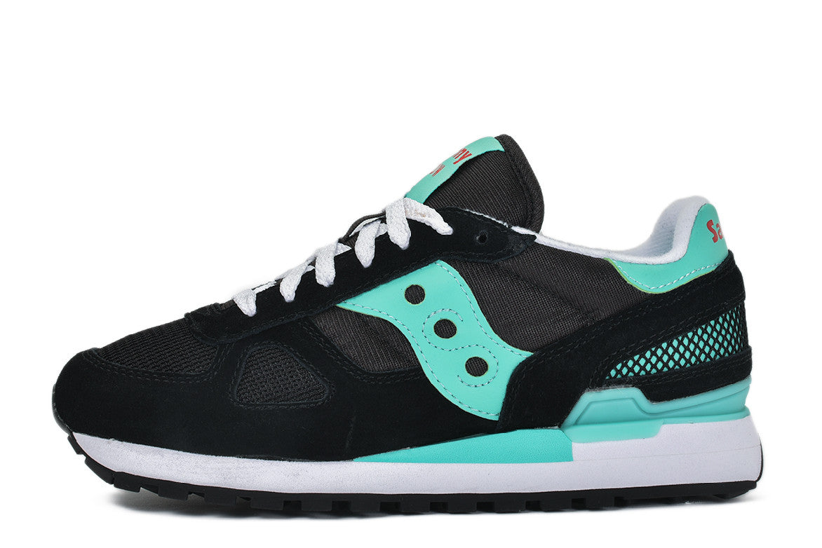 SHADOW ORIGINAL (WMNS) - BLACK / AQUA