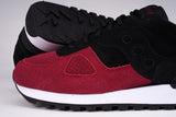 SHADOW ORIGINAL SUEDE - BLACK / RED
