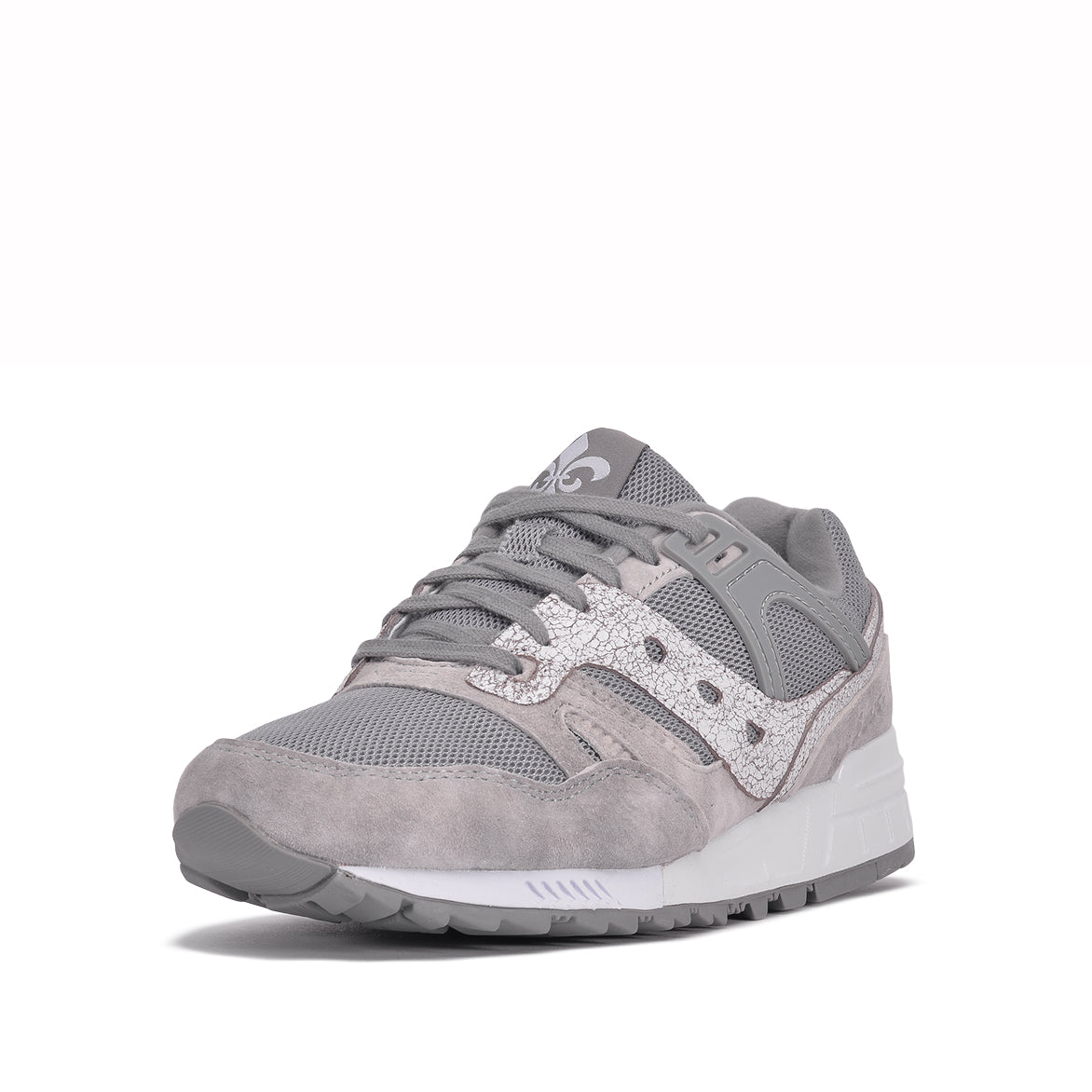 "GRID SD ""GARDEN DISTRICT"" - GREY / WHITE"
