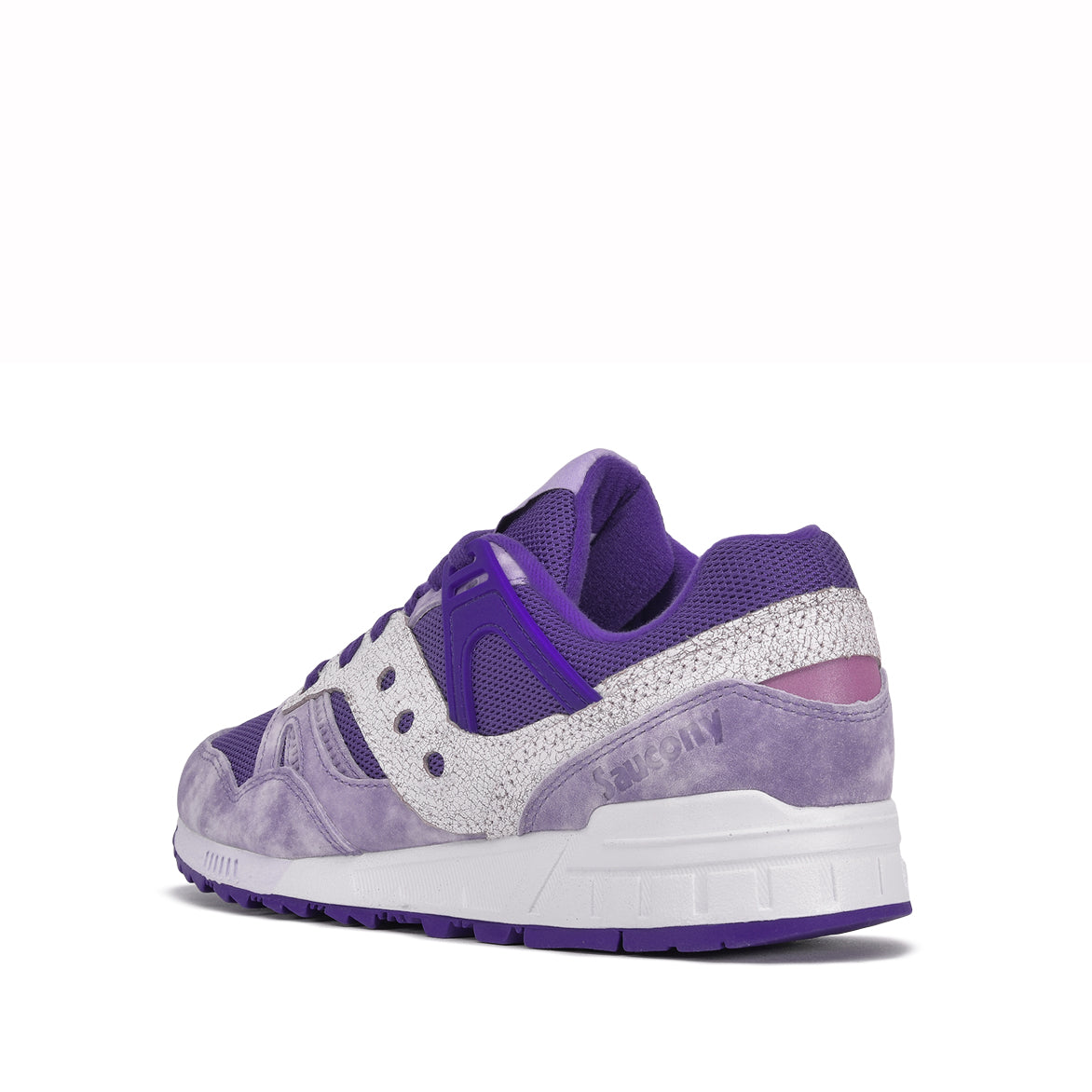 "GRID SD ""GARDEN DISTRICT"" - PURPLE / WHITE"
