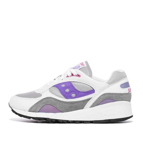 SHADOW 6000 - WHITE / GREY / PURPLE