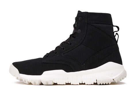 "NIKE SFB FIELD BOOT 6"" CANVAS - BLACK"