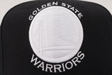 WARRIORS XL LOGO CONTRAST SNAPBACK - WHITE / BLACK