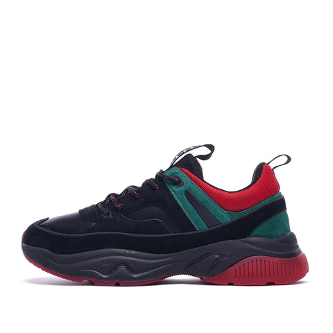 VICTORY - BLACK / RED / GREEN