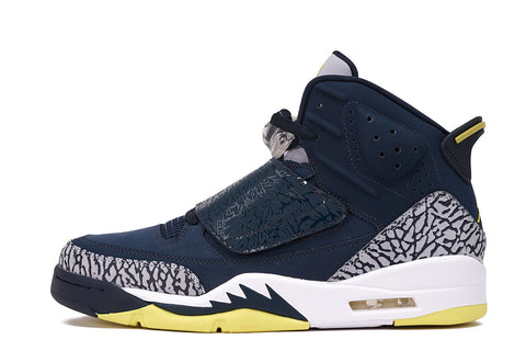 JORDAN SON OF MARS - ARMORY NAVY
