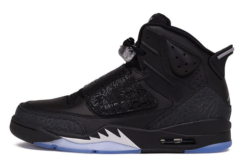 JORDAN SON OF MARS - BLACK / METALLIC SILVER
