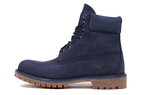 "LIMITED RELEASE 6"" PREMIUM WATERPROOF BOOT - NAVY"