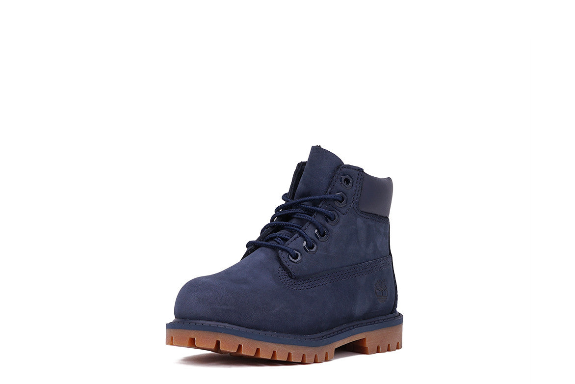 "LIMITED RELEASE 6"" PREMIUM WATERPROOF BOOT (TODDLER) - NAVY"