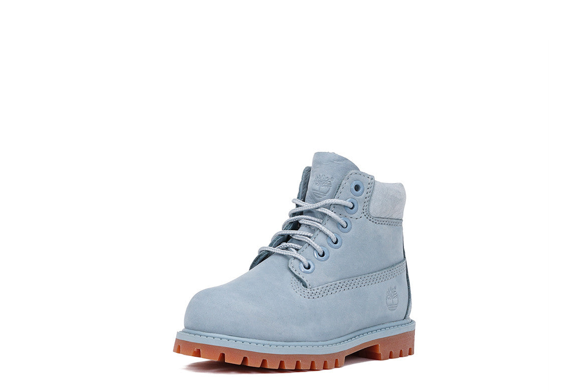 "LIMITED RELEASE 6"" PREMIUM WATERPROOF BOOT (TODDLER) - SKY BLUE"