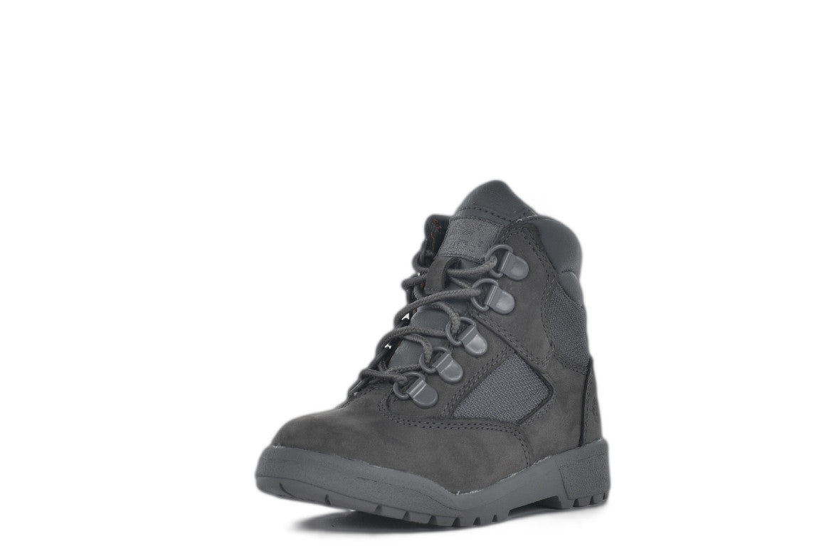 WATERPROOF 6 INCH FIELD BOOT (TODDLER) - GREY