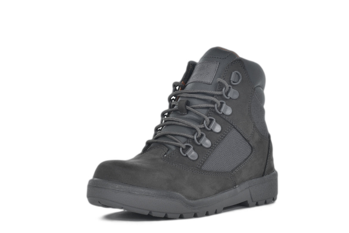WATERPROOF 6 INCH FIELD BOOT (YOUTH) - GREY