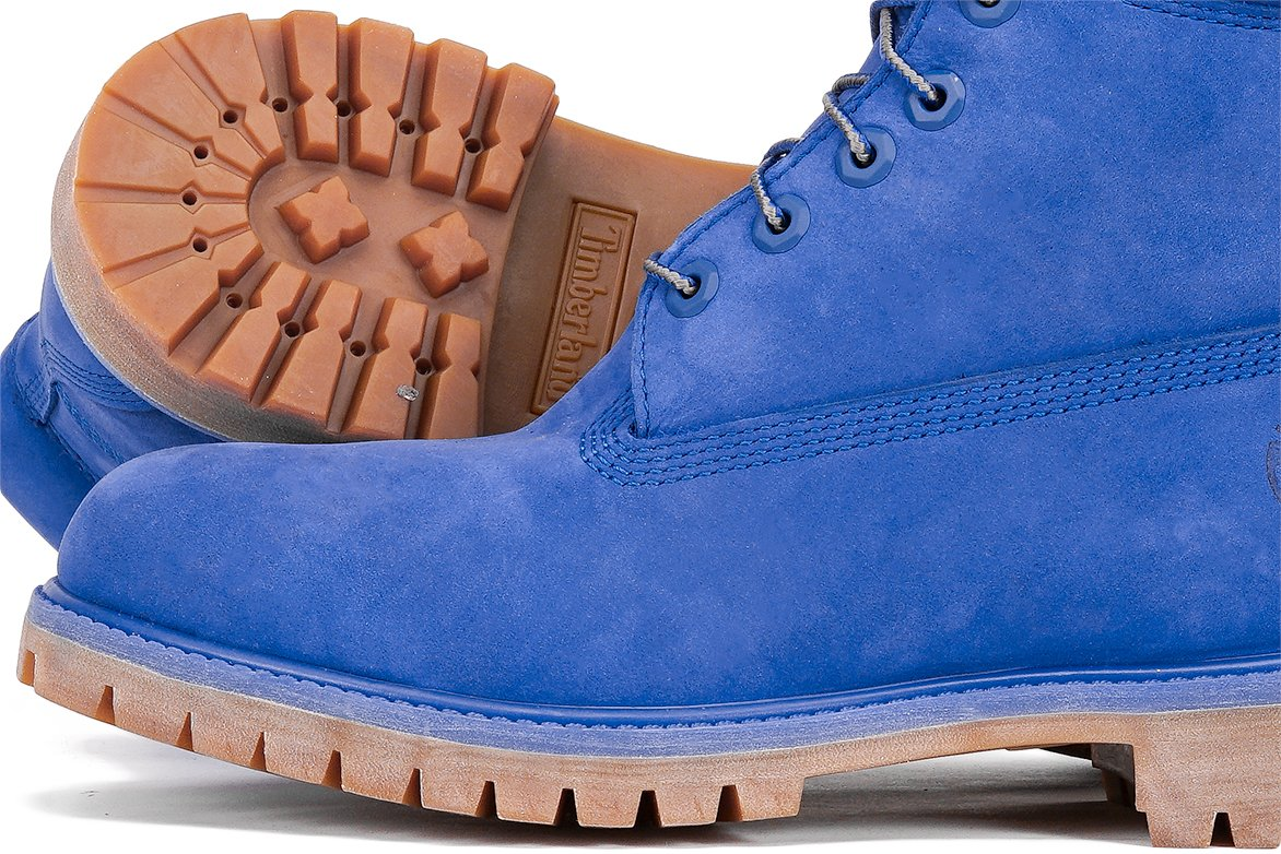 "LIMITED RELEASE 6"" PREMIUM WATERPROOF BOOT - BLUE"