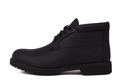 WATERPROOF MID CHUKKA - BLACK