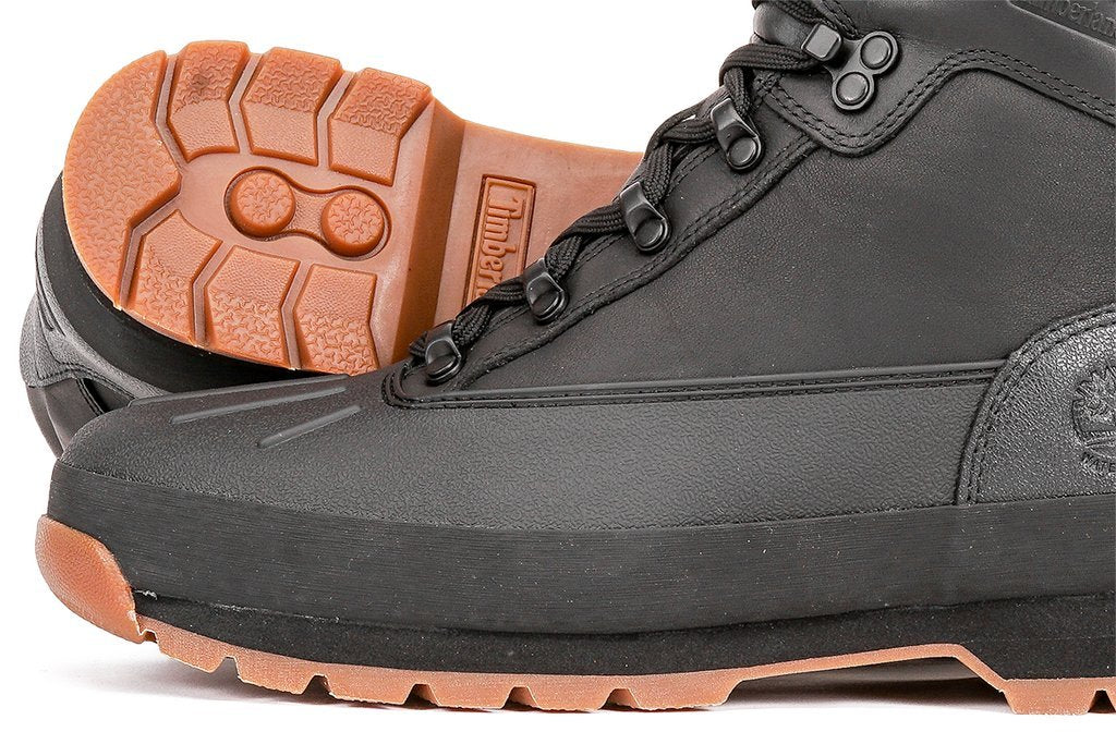 EURO HIKER SHELL TOE - BLACK