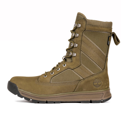 "8"" FIELD GUIDE BOOT - DARK GREEN"