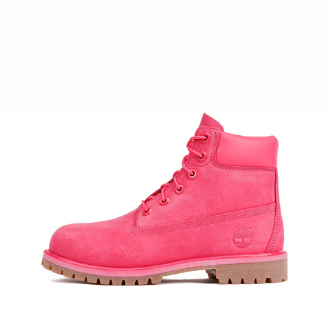 "6"" PREMIUM WATERPROOF BOOT (JUNIOR) - PINK"