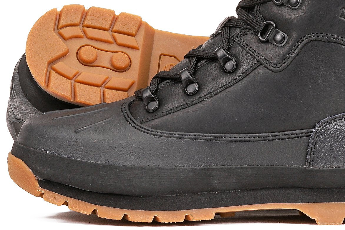 EURO HIKER SHELL (GS) - BLACK /GUM