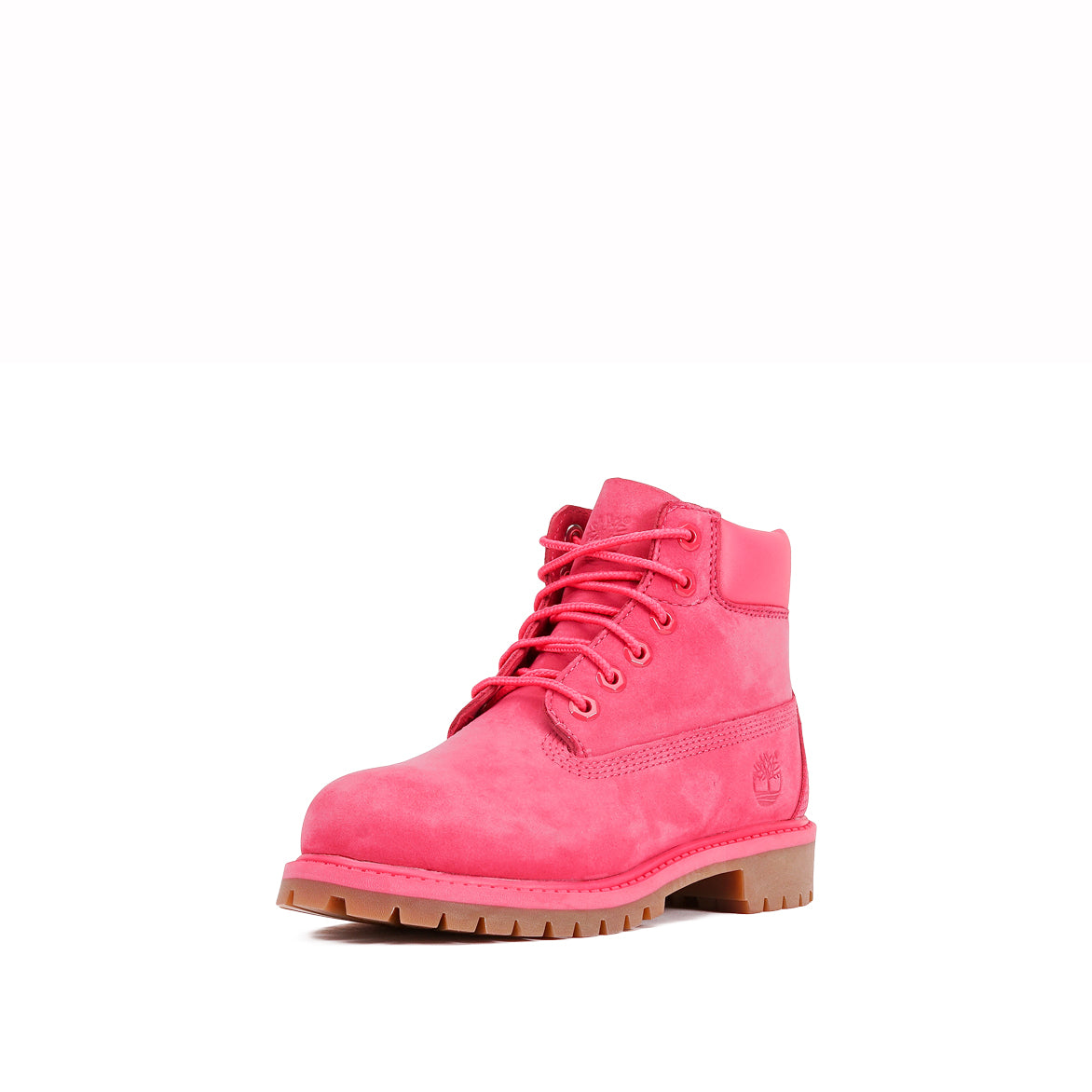 "6"" PREMIUM WATERPROOF BOOT (YOUTH) - PINK"