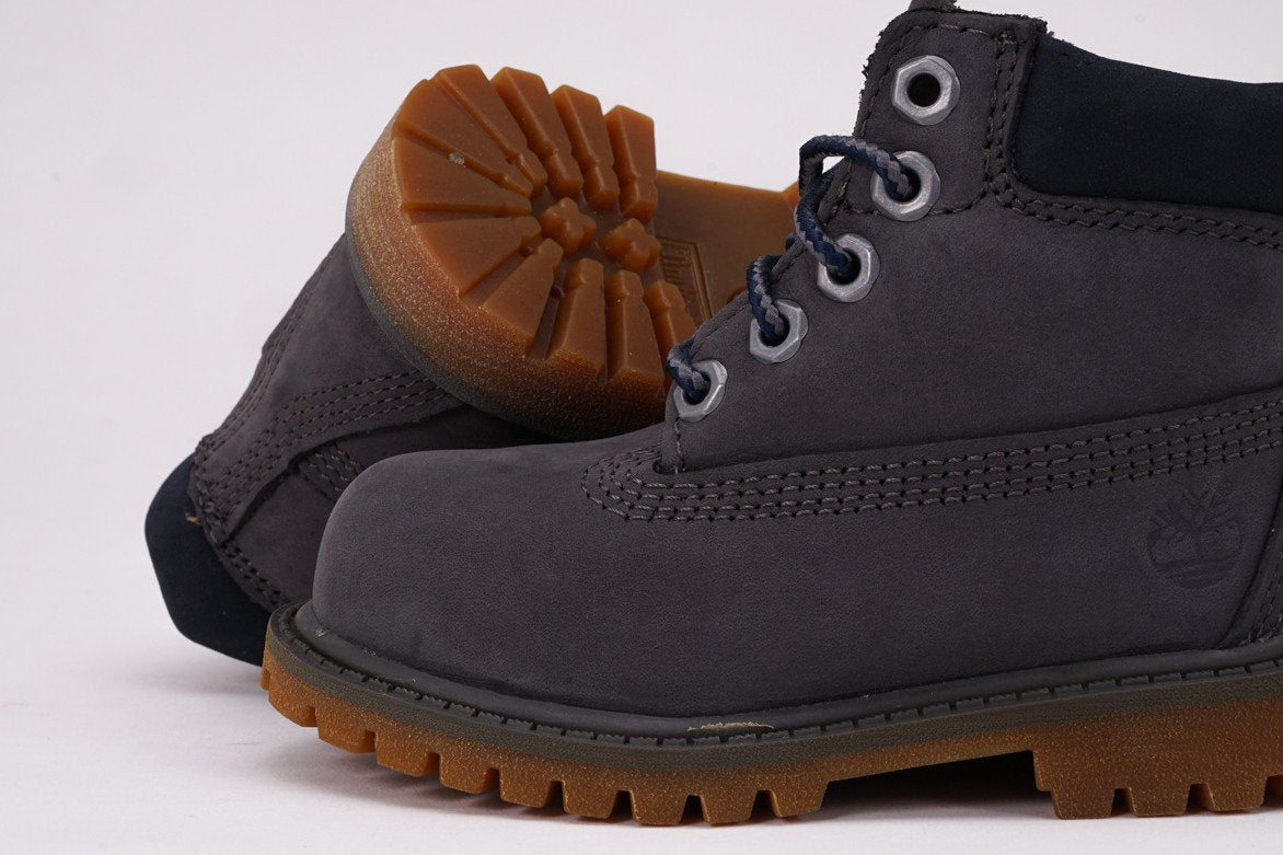6 INCH WATERPROOF PREMIUM BOOT (TODDLER) - FORGED IRON