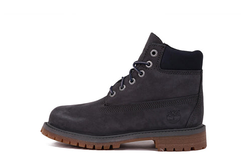 6 INCH PREMIUM WATERPROOF BOOT (YOUTH) - FORGED IRON
