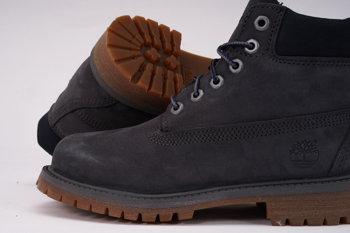 6 INCH PREMIUM WATERPROOF BOOT (JUNIOR) - FORGED IRON