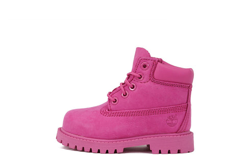 6 INCH PREMIUM WATERPROOF BOOT (TODDLER) - ROSE