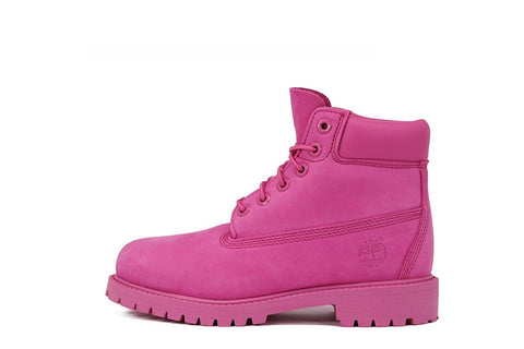 6 INCH PREMIUM WATERPROOF BOOT (YOUTH) - ROSE