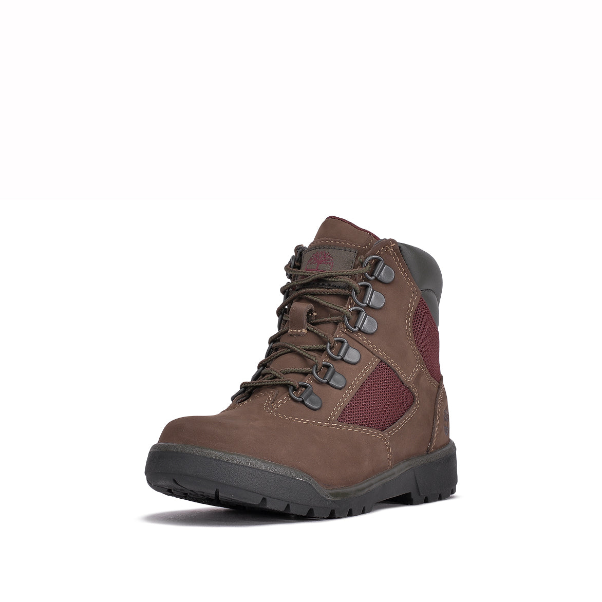 timberland field boots youth