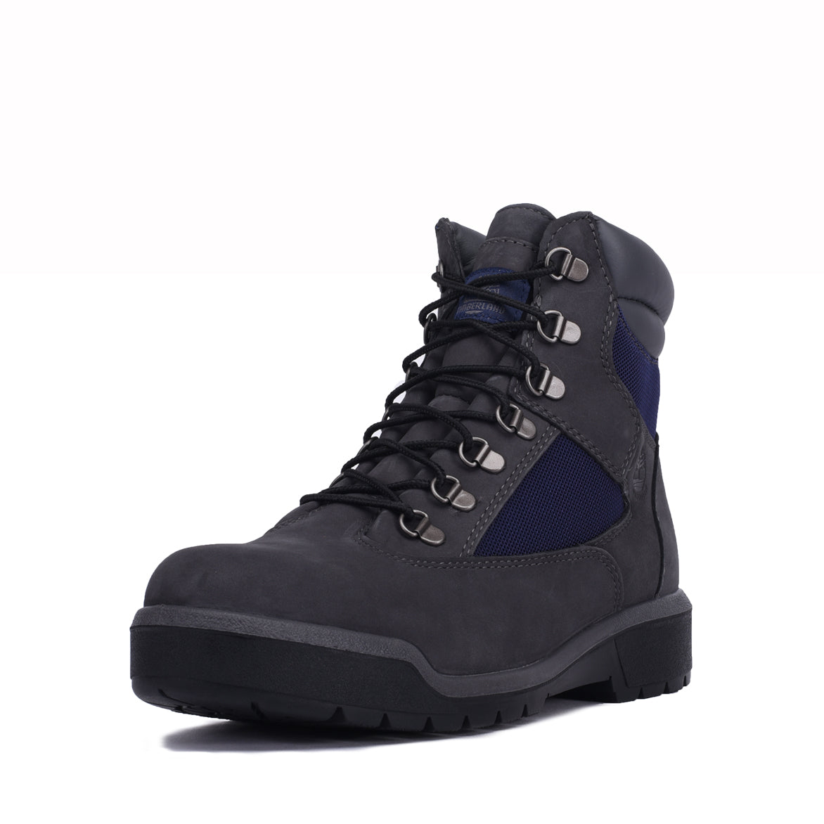"WATERPROOF 6"" FIELD BOOT - DARK GREY"