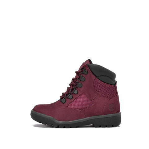 "WATERPROOF 6 INCH FIELD BOOT (YOUTH) ""DARK PORT"""