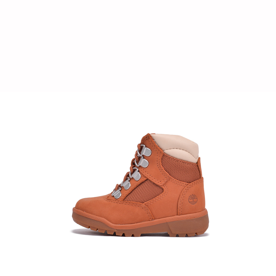 "WATERPROOF 6"" FIELD BOOT (TODDLER) - BURNT SIENNA"