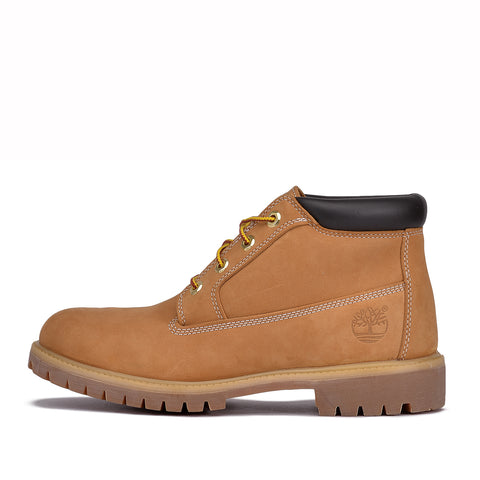 WATERPROOF CHUKKA - WHEAT