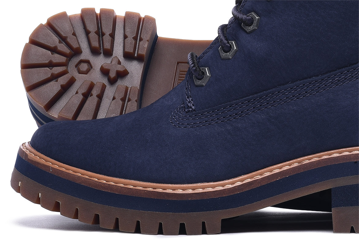 "WMNS COURMAYEUR VALLEY 6"" BOOT - NAVY"