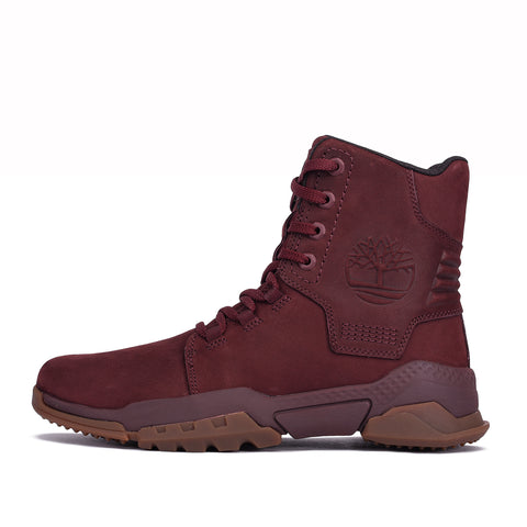 SPECIAL RELEASE CITYFORCE REVEAL LEATHER BOOT - BURGUNDY