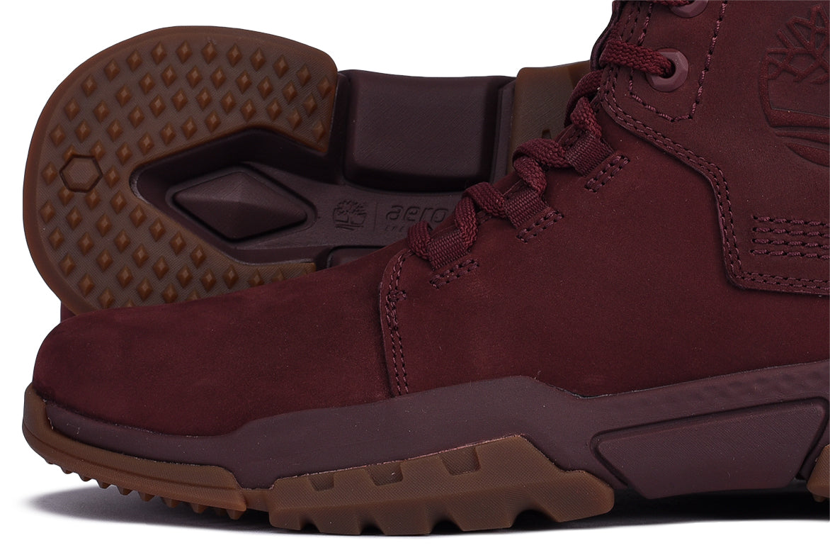 491f0f5dfde SPECIAL RELEASE CITYFORCE REVEAL LEATHER BOOT - BURGUNDY