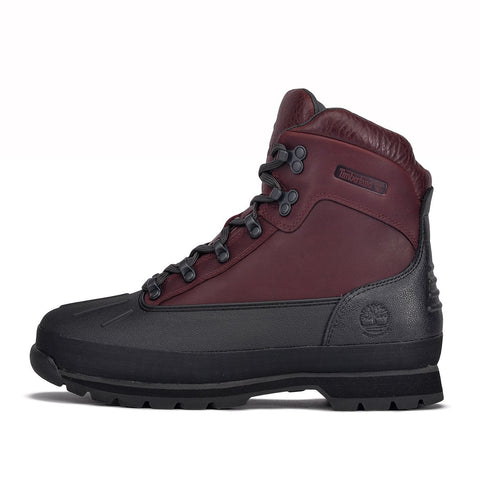 EURO HIKER SHELL TOE - BURGUNDY