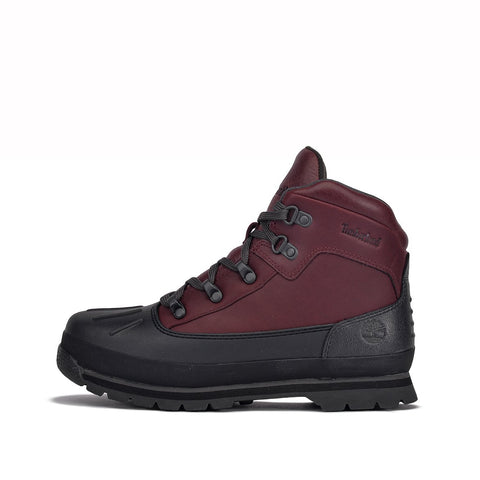 EURO HIKER SHELL TOE (JUNIOR) - BURGUNDY