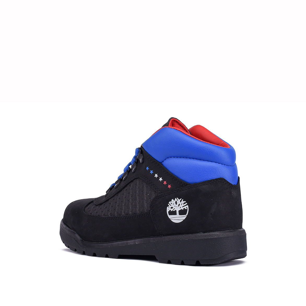 "NBA X TIMBERLAND WATERPROOF FIELD BOOT (GS) ""76ERS"""