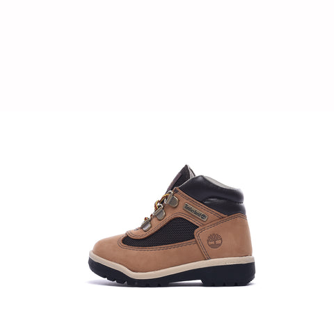 WATERPROOF FIELD BOOT (TD) - MEDIUM BEIGE NUBUCK