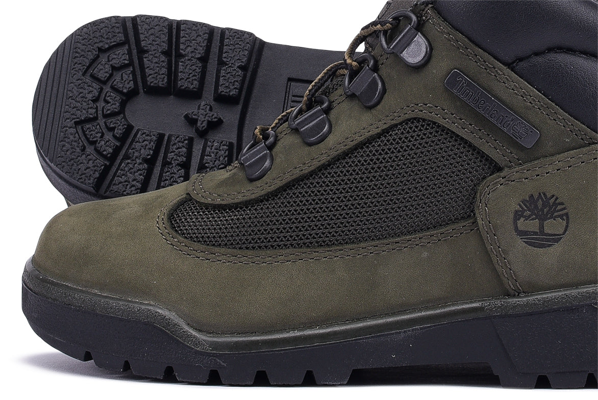 WATERPROOF FIELD BOOT (YOUTH) - FOREST NIGHT