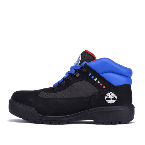 "NBA X TIMBERLAND WATERPROOF FIELD BOOT ""76ERS"""