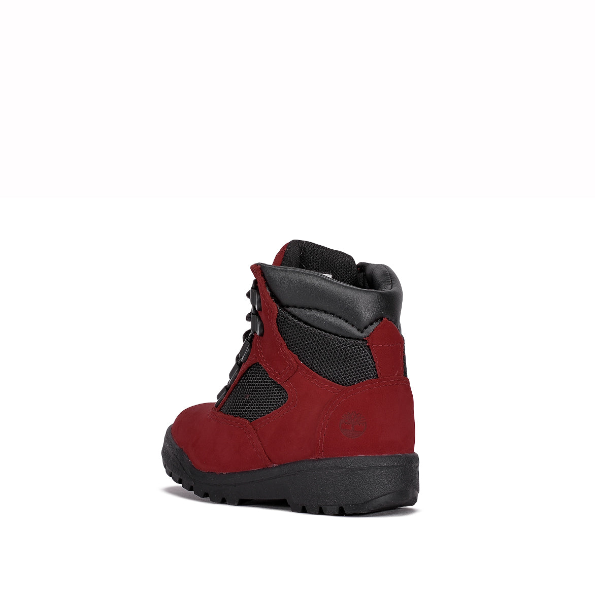 "WATERPROOF 6"" FIELD BOOT - RED / DARK GREY"