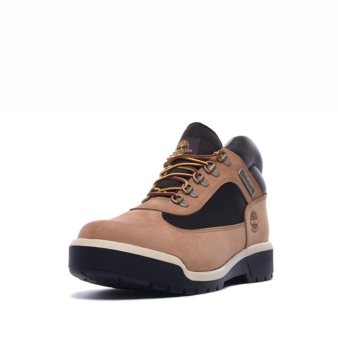 WATERPROOF FIELD BOOT (JUNIOR) - MEDIUM BEIGE NUBUCK