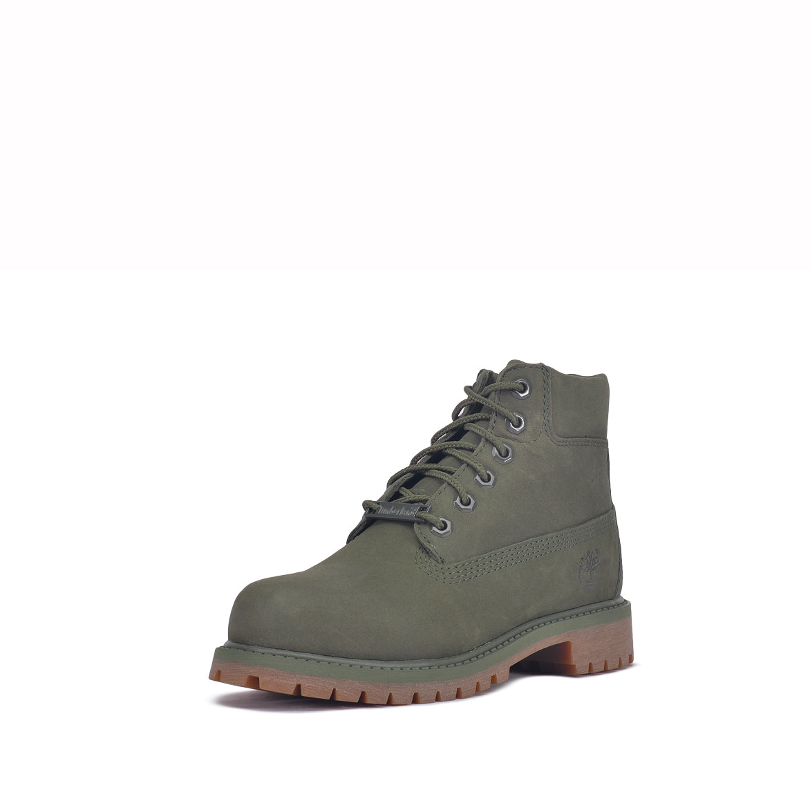 "6"" PREMIUM WATERPROOF BOOT (YOUTH) - GREEN"