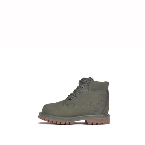"6"" PREMIUM WATERPROOF BOOT (TODDLER) - GREEN"